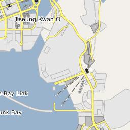 新界东南堆填区 香港