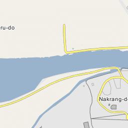 Uss Pueblo Map
