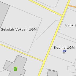 Bank Bni Cabang Bulaksumur Ugm Yogyakarta