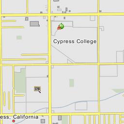 Cypress College Cypress California