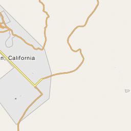 Darwin California Map.Darwin California