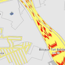 NLEX Bocaue Exit Bocaue - Bocaue map
