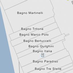 Bagno Italia - Viareggio