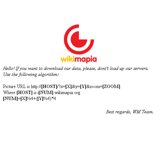 Lovely Wikimapia